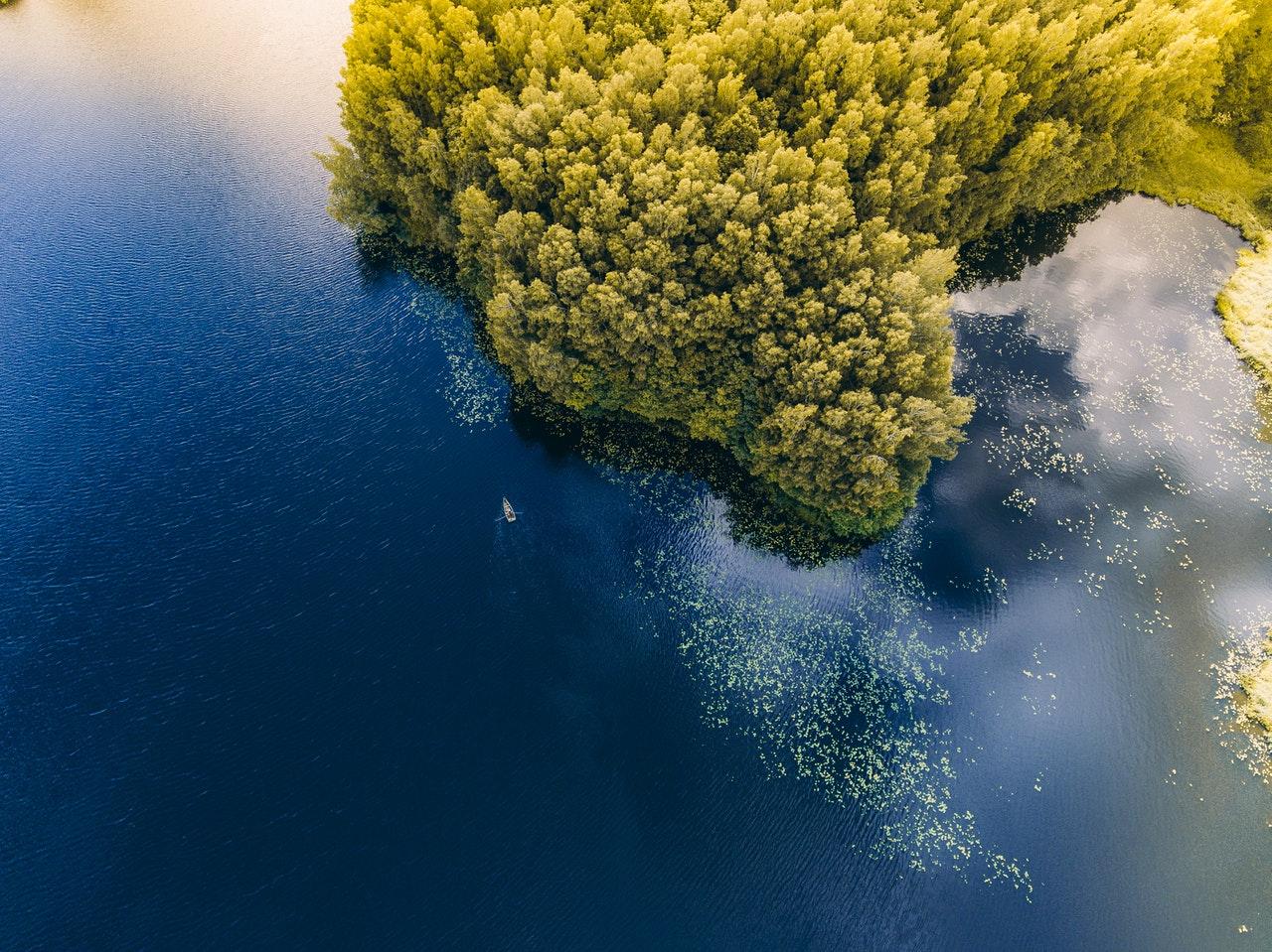 Varpaisjärvi uudelle asukkaalle